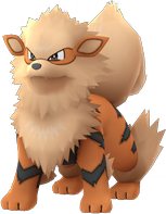 arcanine Pokemon Go