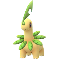 Bayleef Pokemon Go