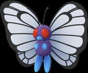 butterfree Pokemon Go