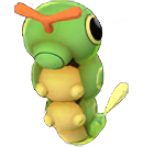 caterpie Pokemon Go