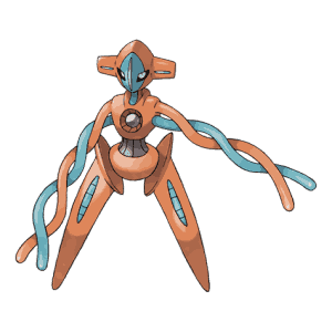 Deoxys Spawn Locations