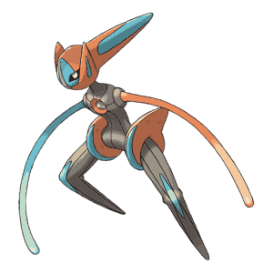 Deoxys Speed Spawn Locations