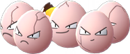 exeggcute Pokemon Go