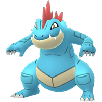 feraligatr Pokemon Go