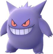 Gengar Spawn Locations