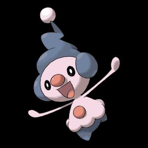 Mime Jr Evolution