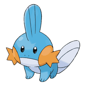 Mudkip Spawn Locations