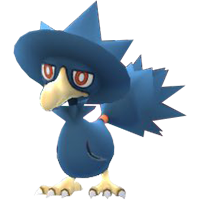 Murkrow Spawn Locations