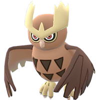 noctowl Pokemon Go