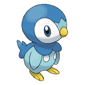Piplup Spawn Locations