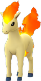 ponyta Pokemon Go
