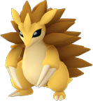 sandslash Pokemon Go