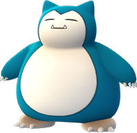 Snorlax Pokemon Go