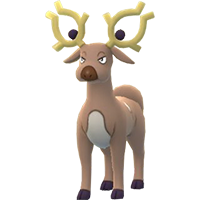 stantler Pokemon Go