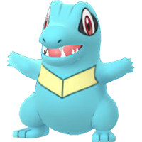 totodile Pokemon Go