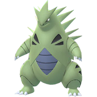 Tyranitar Spawn Locations