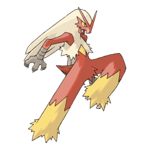 Blaziken Evolution