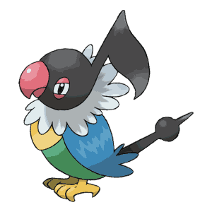 chatot Pokemon Go