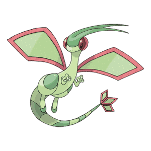 Flygon Evolution