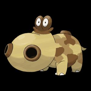 hippopotas Pokemon Go