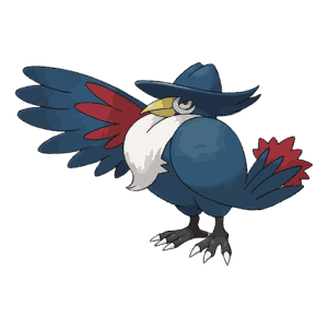 Honchkrow Pokemon Go