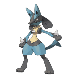 Lucario Pokemon Go