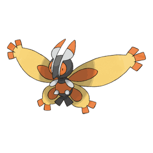 Mothim Evolution