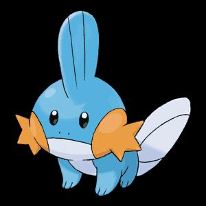 Mudkip Pokemon Go