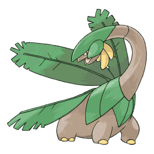 tropius Pokemon Go