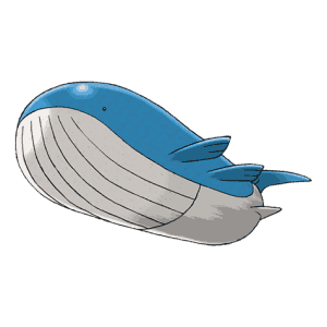 Wailord Evolution