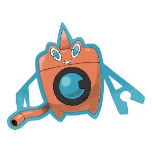 wash rotom Pokemon Go