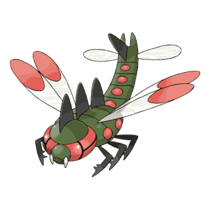 yanmega Pokemon Go