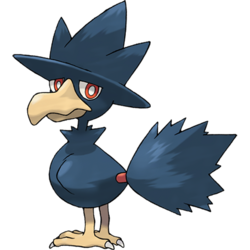 murkrow-pokemon-go