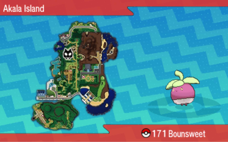 Bounsweet Stats Moves Abilities Locations Pokemon Sun Amp Moon