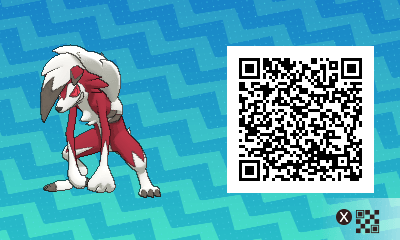 lycanroc-midnight-form-qr-code