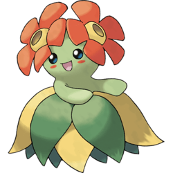 bellossom-pokemon-go