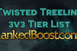 3v3 Tier List – Twisted Treeline – Patch 6.24