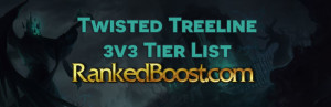 3v3 Tier List – Twisted Treeline – Patch 7.6