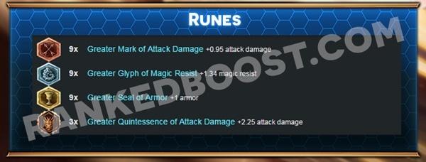 Garen-Build-Runes