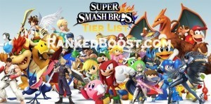 SSB4 Tier List – Super Smash Bros – 2017