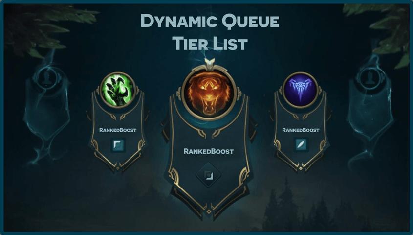 Dynamic-Queue-LoL Tier-List