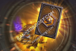 Hearthstone Legend Card Back