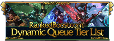 Dynamic-Queue-Tier-List