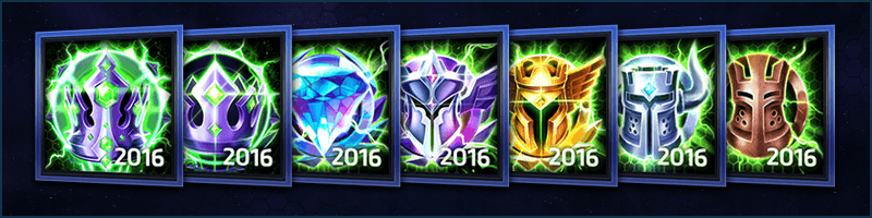 Team League Portrait Season Rewards