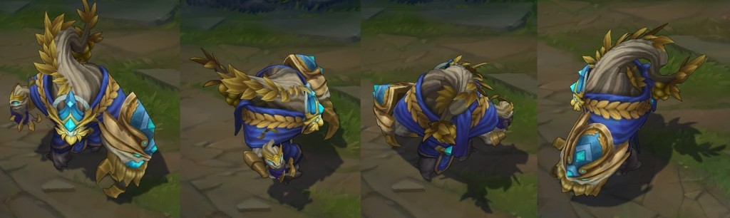 Victorious Skins Season Rewards Maokai