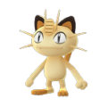 Pokemon Go Meowth