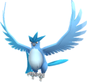 Pokemon Go Legendary Pokemon Articuno