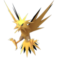 Pokemon Go Legendary Pokemon Zapdos