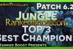 Jungle Build 6.21 | Jungle Guide 6.21