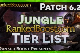 Jungle Tier List 6.21